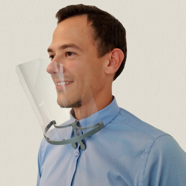 Face shield V4 - Shirt